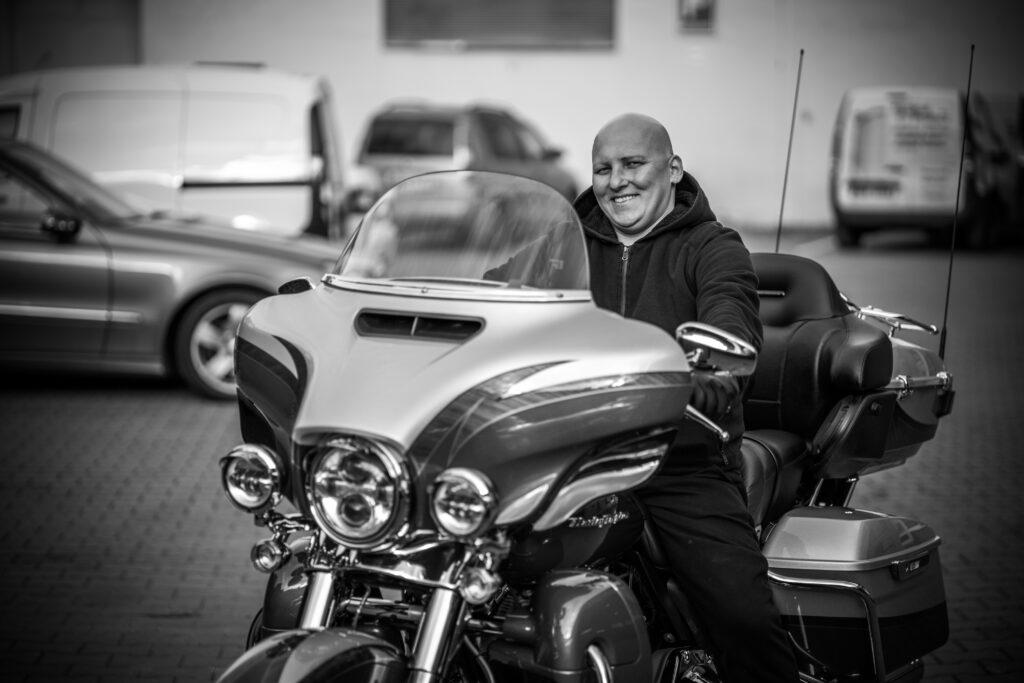 Ruční mytí aut a motocyklů